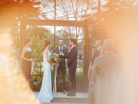 Weddings vs. Intimate Weddings vs. Elopements
