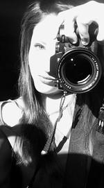 Selfie with Fuji X-T1 camera