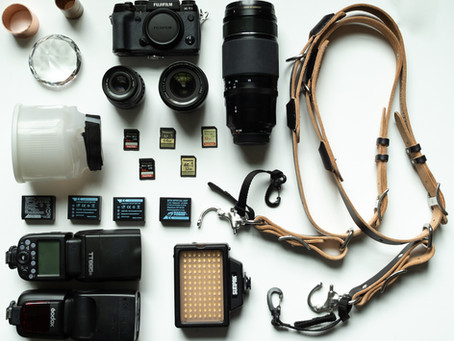What's in My Bag | Current Gear