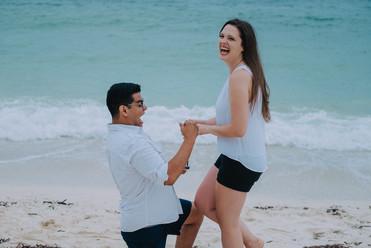 Beach Proposal Key West