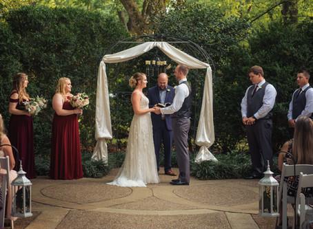 Lauren & Matthew | Riverwood Mansion Wedding