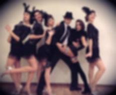 """Шоу балет,варьете HOLLYWOOD начинает свою программу с самого зрелищного номера """"АНТРЕ"""""""