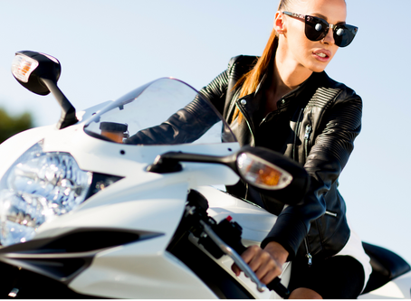 Trying to get away with not having motorcycle insurance?