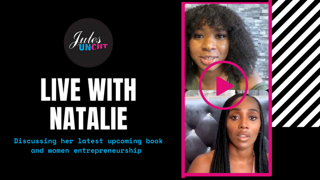 Live with Business-Savvy Nathalie Nicole - Discussing on How to Create and Maintain Wealth.