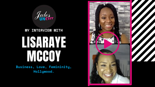 Live with Businesswoman LisaRaye McCoy- Discussing Entrepreneurship, Love, and Empowerment.