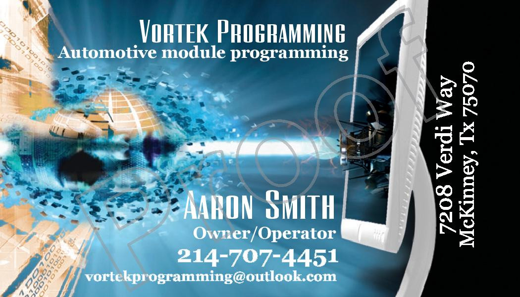 Vortek Programming | automotive module programming | Performance Tunes