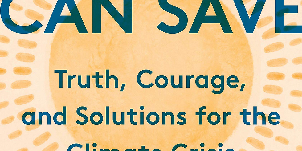 """DC NOW April-May Book: """"All we can save"""" by Ayana E Johnson + Katharine Wilkinson"""