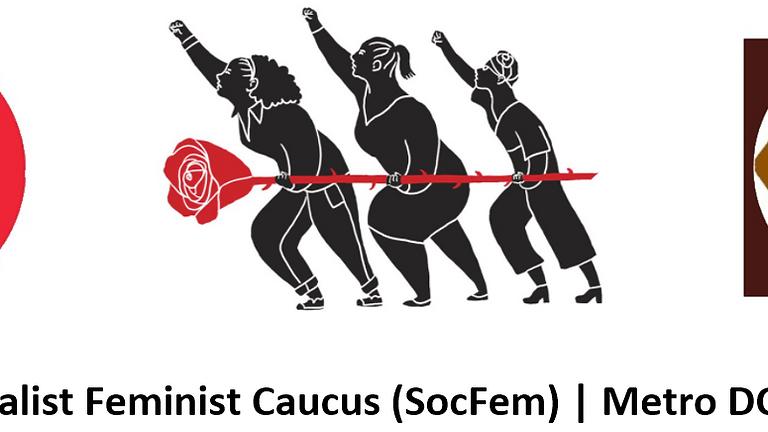 November chapter meeting + guest speaker from Socialist Feminist Caucus