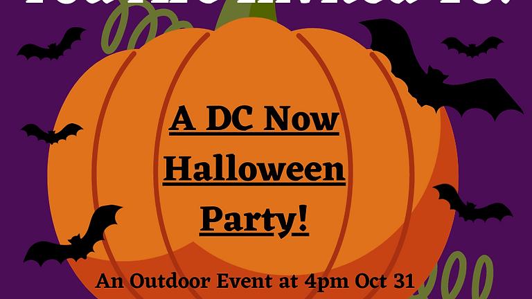 DCNOW Halloween Party