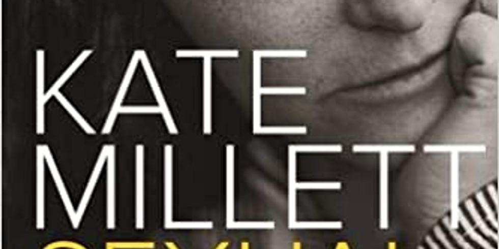 "Book Club: ""Sexual Politics"" by Kate Millett"