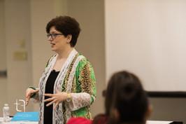 Gilda Bonanno, Communication Skills Trainer