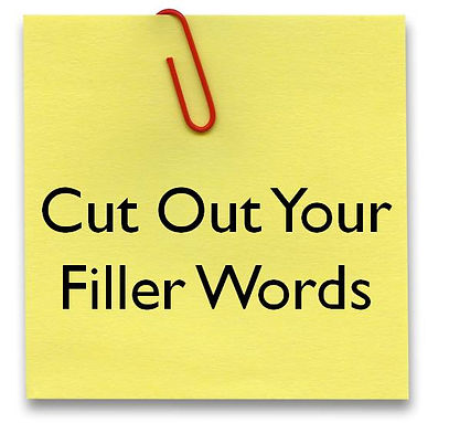 Cut Out Your Filler Words