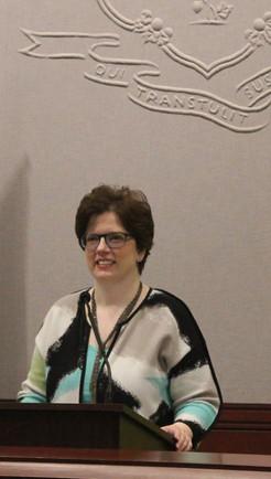 Gilda Bonanno, Professional Speaker