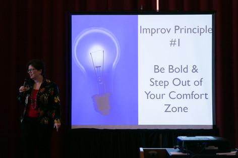 Gilda Bonanno Professional Speaker