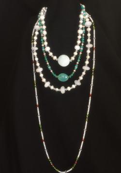 Ruby, Emerald, Saphire, Moonstone