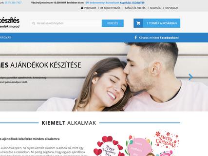 www.ajandekkeszites.hu