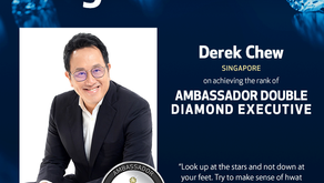 FIRST Ambassador Double Diamond in South East Asia