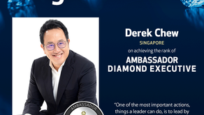 FIRST Ambassador Diamond in South East Asia