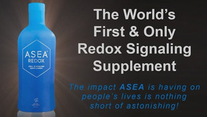 ASEA: World's First & Only Redox Signaling Supplement