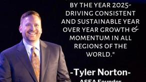 Tyler Norton: Sustainable Year over Year Growth