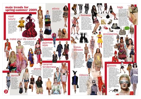 Журнал Fashion Point, Hong Kong