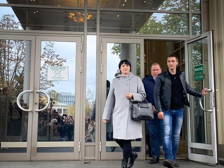 Актеру Устинову заменили приговор и дали год условно