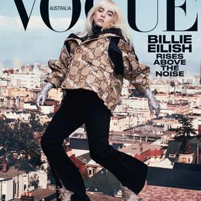Билли Айлиш для августовского номера Vogue
