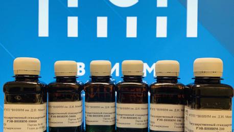 ВНИИМ им. Д.И. Менделеева разработал новую линейку стандартных образцов вязкости жидкости