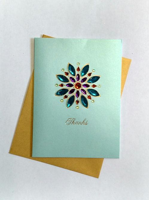 Card - Thanks