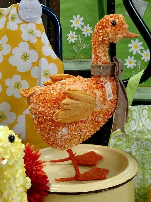 Paper Hydrangea Duck