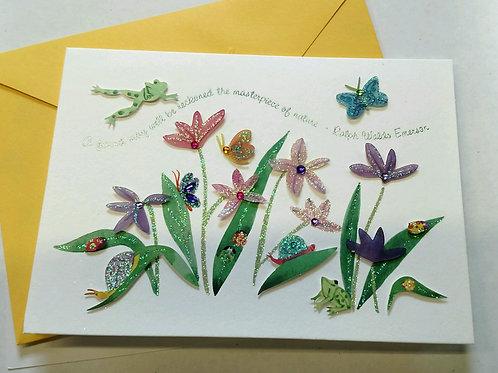 Card - Friendship