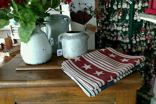 Table runner - Red Americana
