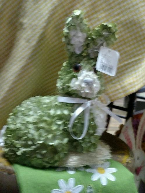 Paper Hydrangea Rabbit