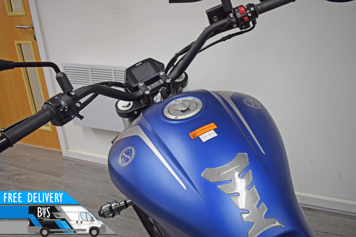Used benelli 502c city cruiser blue for sale northampton bike sanctuary clocks tft tank_1.