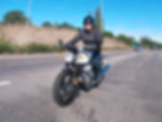 Royal Enfield Continental GT 650 Test Ri