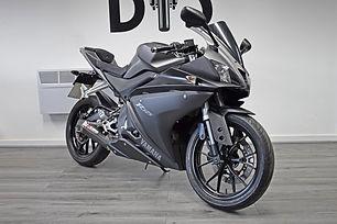 Used Yamaha YZFR125 for sale Northampton