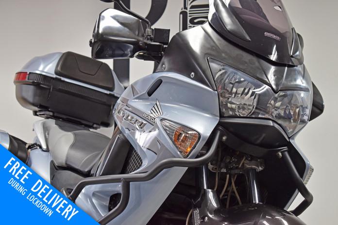 Used Honda XL1000V Varadero for sale northampton bike sanctuary headlights.jpg