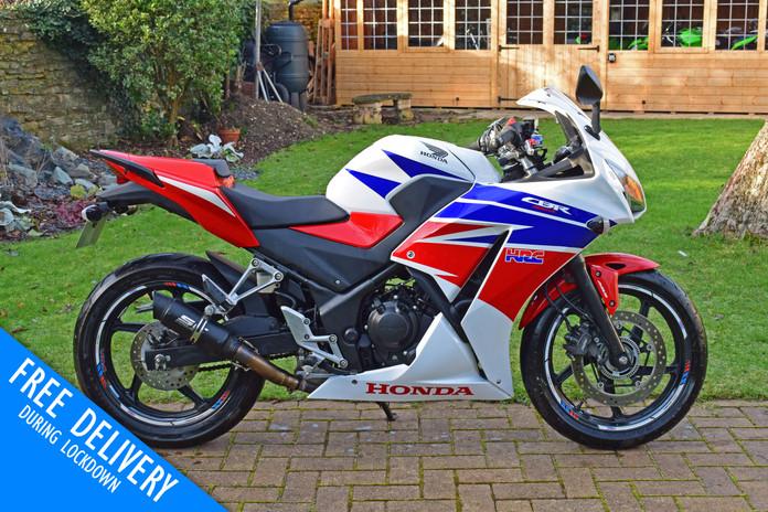 used honda cbr300r for sale northampton