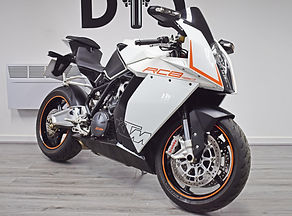 Used KTM RC8 1190 for sale northampton bike sanctuary front right front.jpg