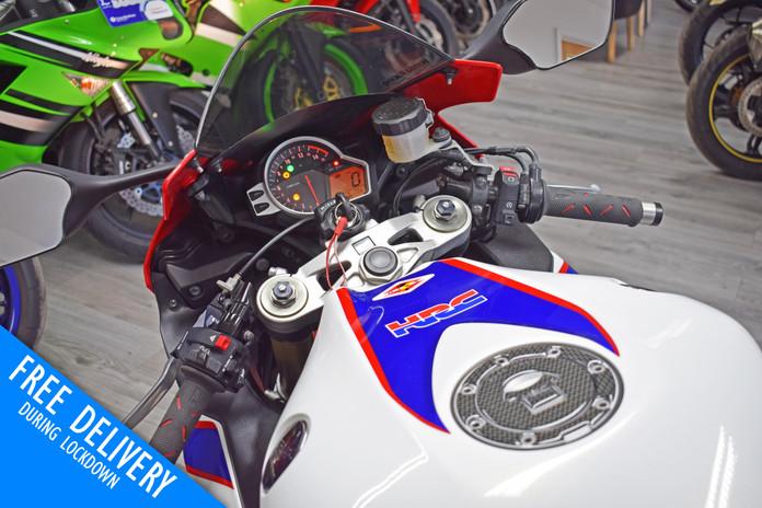 Used Honda CBR1000RR Fireblade for sale