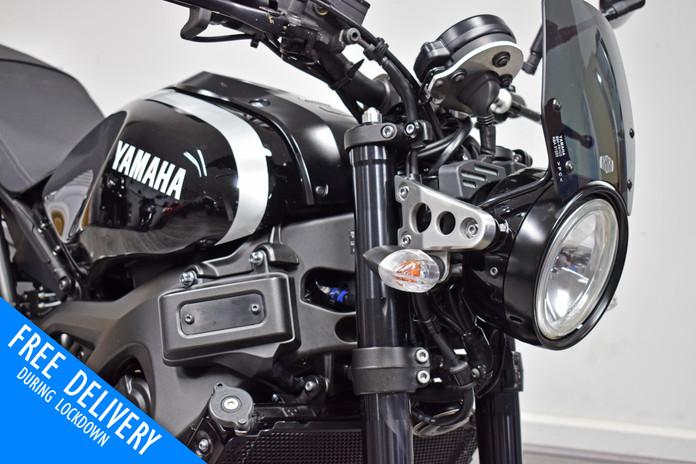 Used Yamaha XVR900 for sale northampton bike sanctuary headlight.jpg