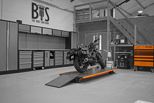 Motorcycle repairs and servicing northam