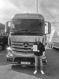 Ben Grayson Lets Review It Truck Driving