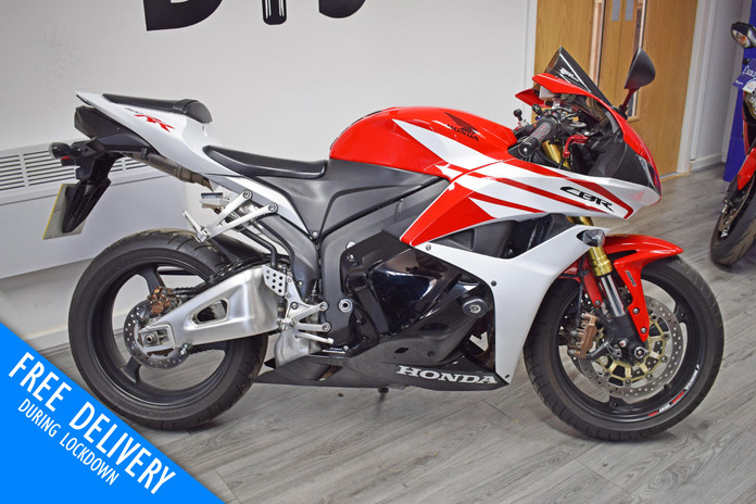Used Honda CBR600RR for sale Northampton Bike Sanctuary right side.jpg