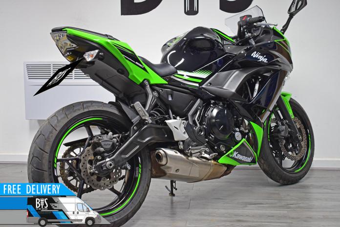 Used Kawasaki Ninja 650 ABS for sale northampton bike sanctuary right rear.jpg