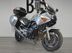 Used Honda CBF600 Tourer for sale northampton bike sanctuary front right.jpg