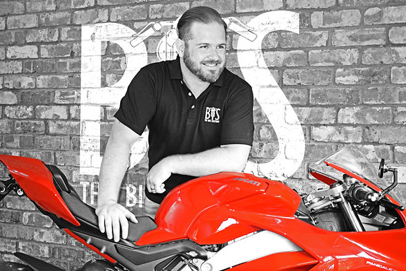 Ben Grayson Director The Bike Sanctuary