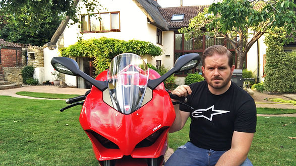 DUCATI Panigale V4 mirrors standard not