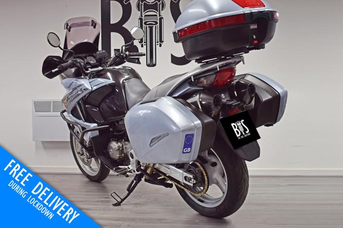 Used Honda XL1000V Varadero for sale northampton bike sanctuary left rear.jpg