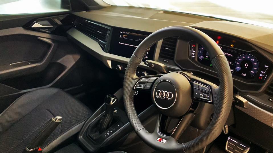 Audi A1 Interior 2020 2019 S Line.jpg